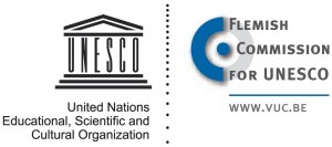 Flemish Commission for UNESCO logo
